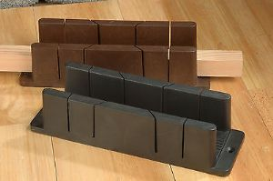 Linic UK Made 1 x Midi Mitre Block Box 45 & 90 Degree 54 x 54mm x 290mm. W7081